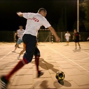 Гадание на футбольном мяче